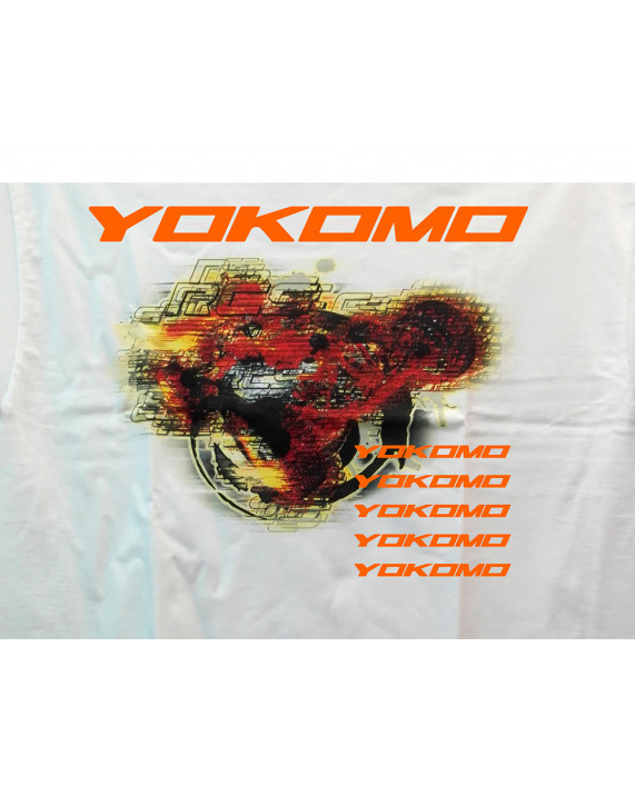 Limited Edition RC Tee - Trace Orange