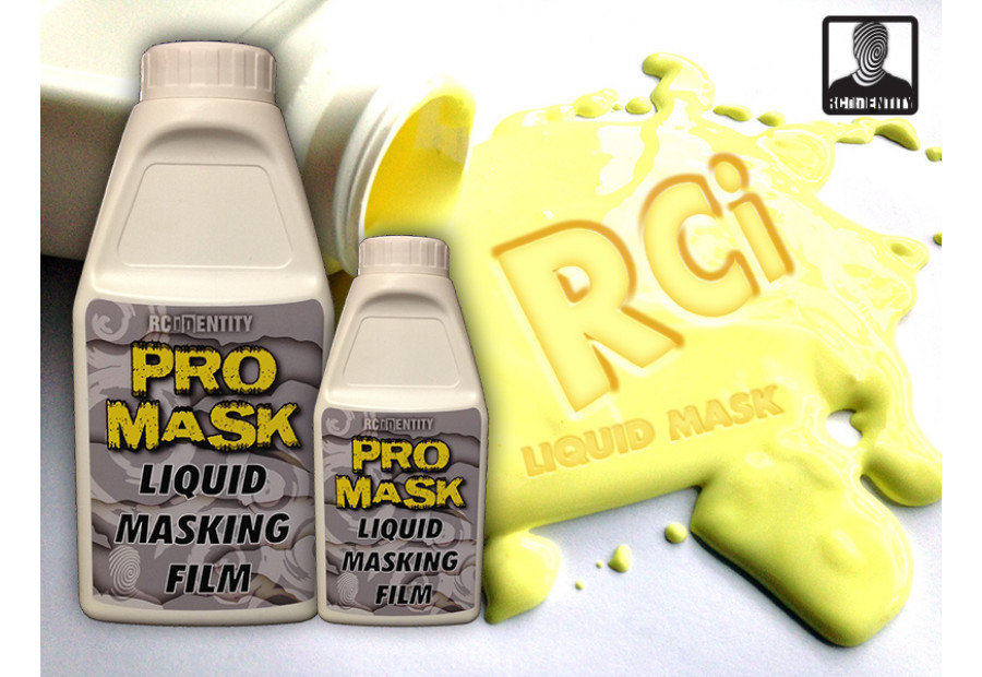 RCi Pro Mask - Liquid Masking Film 64oz / 2000ml