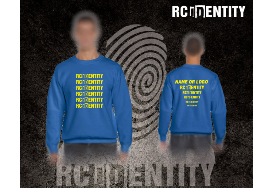 RC Sweater / Jumper