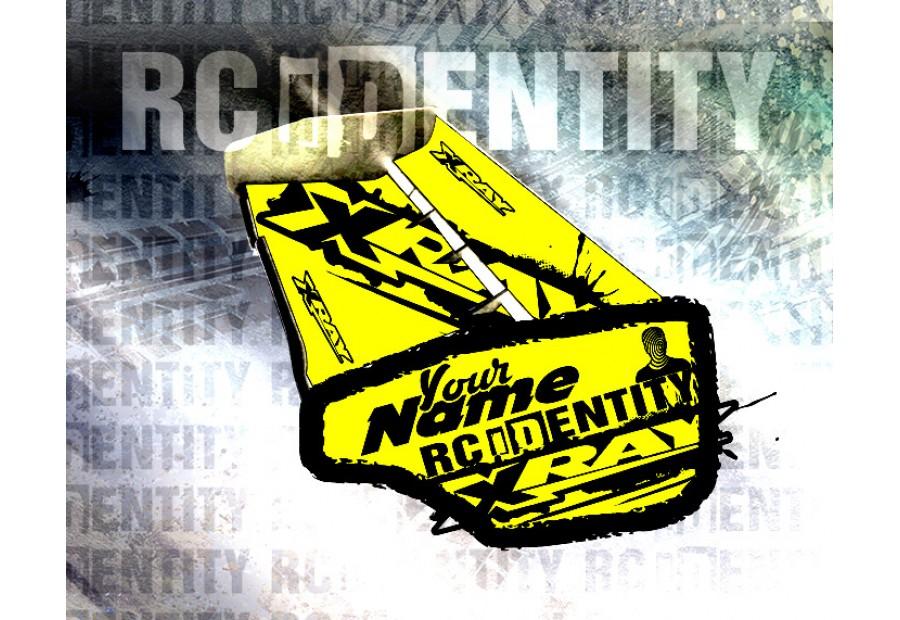 WING SKINS NEON  - Grunge Logo