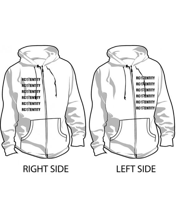 Standard Zipped Hoody